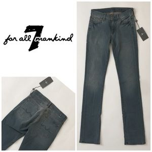 7 For All Mankind Straight Leg👖